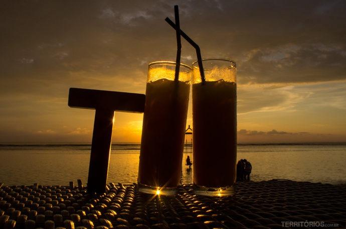Celebrando os 10 anos do Territórios em Gili Trawangan – Indonesia