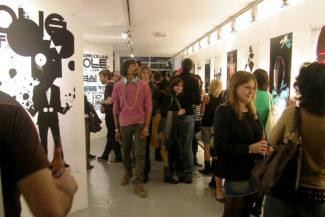 Exposição na Vasava, Barcelona