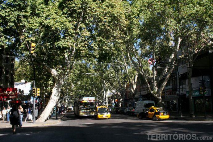 Centro de Mendoza