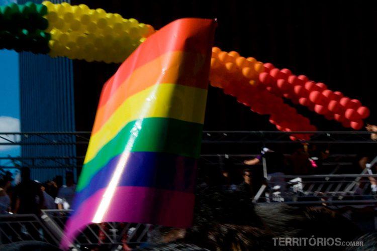 Parada do Orgulho Gay