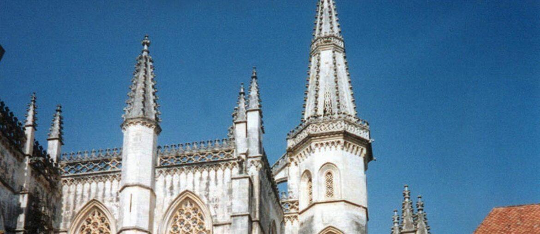 Mosteiro Batalha no roteiro Portugal Básico