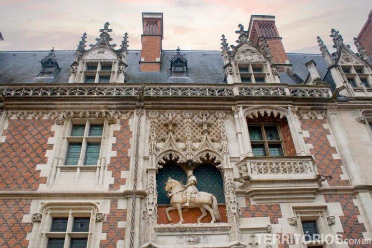 Chateau Blois, no Vale do Loire