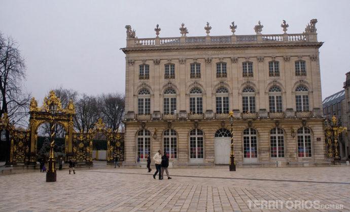 Place Stanislas, Nancy, Lorraine