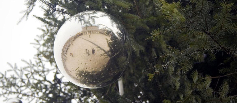 Enfeite de Natal na França