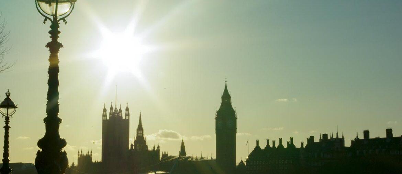 Londres no inverno