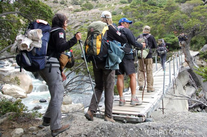 Pontes do caminho