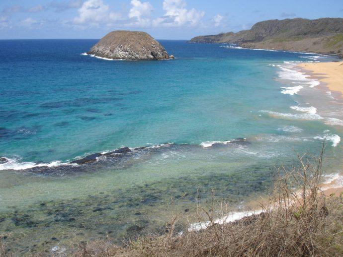 Praia do Leão é perfeito para viajar em janeiro