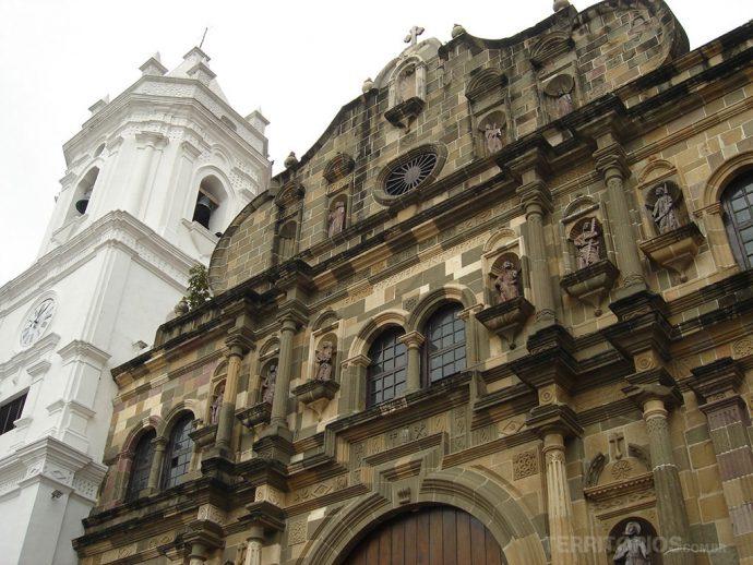 Catedral em Casco Antigo