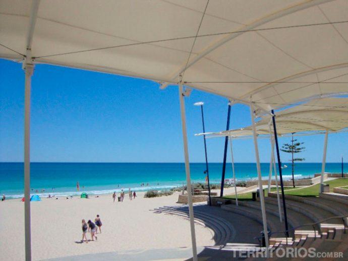 Open Theater na Scarborough Beach, em Perth