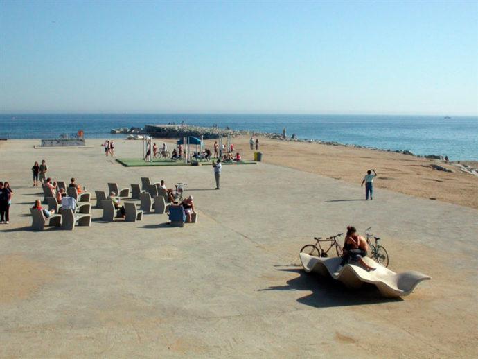 O que fazer em Barcelona? Curtir o mediterrâneo