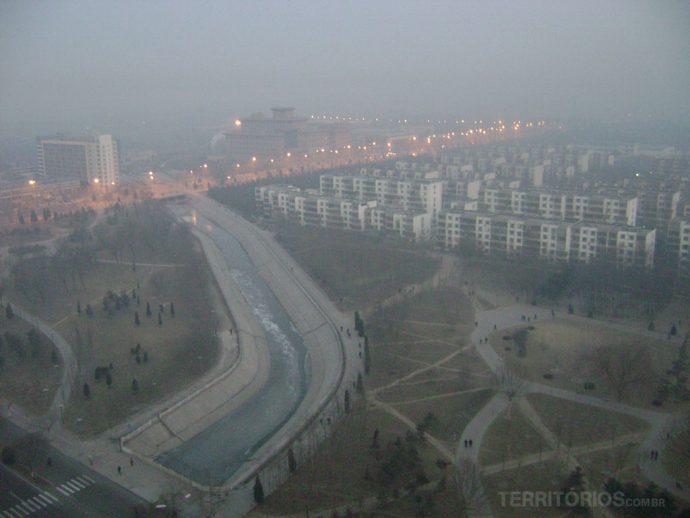 Vista de Tangshan