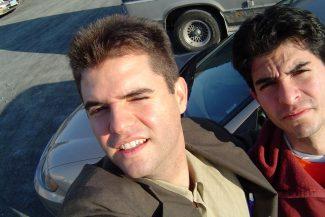 Encontrei meu irmão Lisandro em Virginia Beach