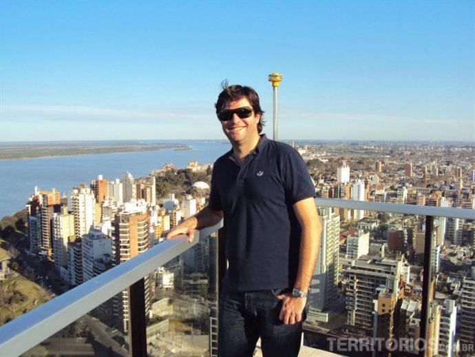 Agustin, o argentino de Rosário. Procure no índice Argentina