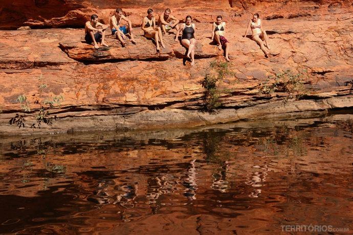 tour econômico no outback
