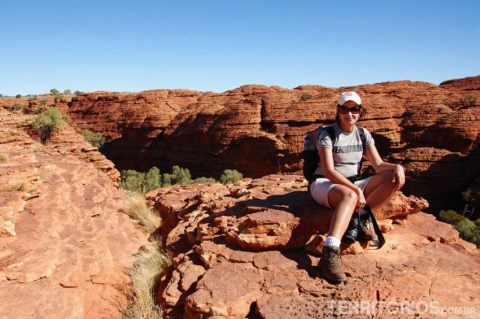 Roberta Martins na Austrália