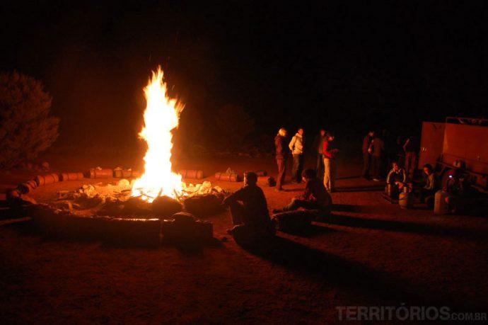Onde dormir na Austrália: acampamento ao relento