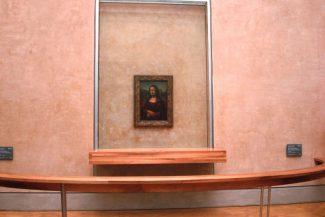 A Monalisa, de Leonardo da Vinci