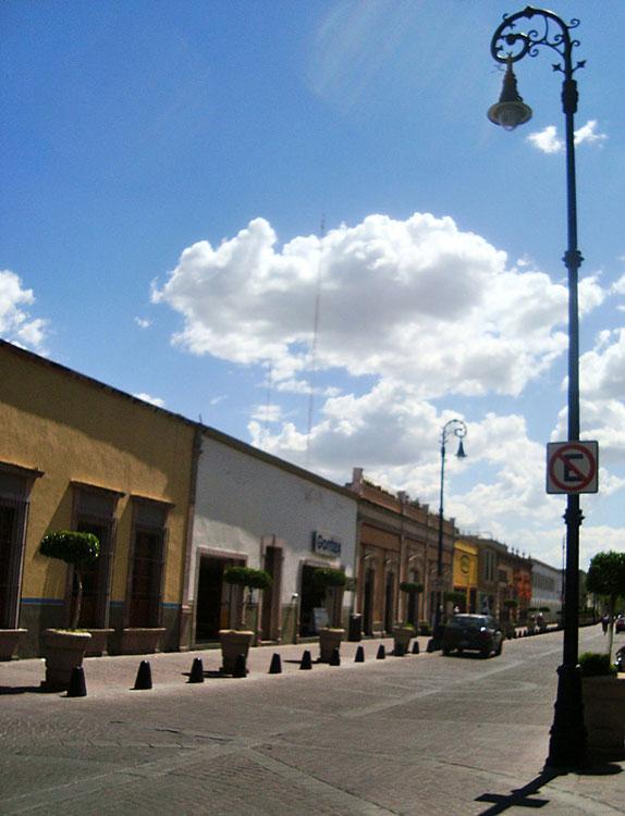 Rua Venustiano Carranza