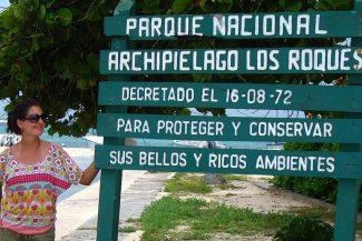 Parque Nacional Arquipélago de Los Roques