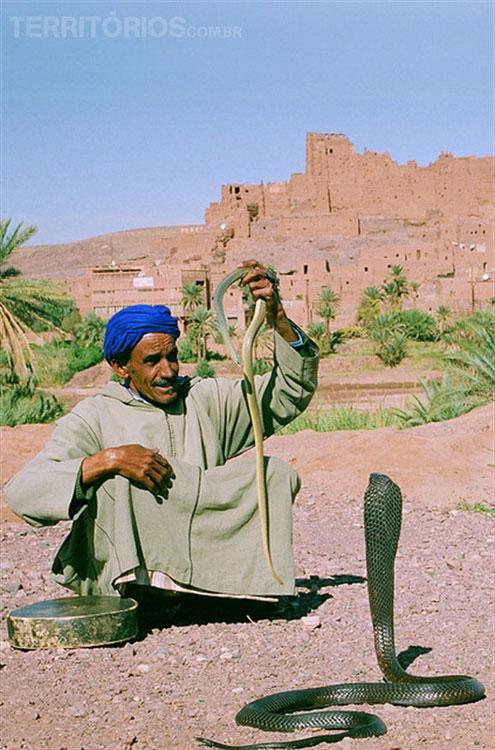Estrada do Alto Atlas - Marrocos
