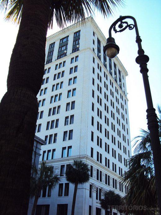 First Union: o edifício mais alto