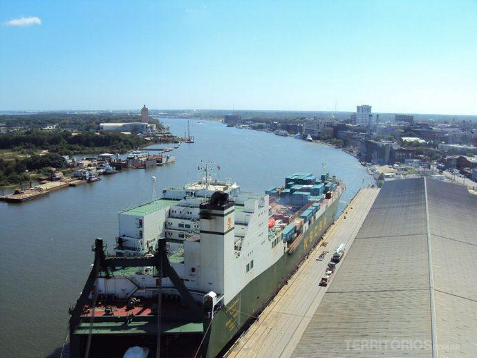 Porto de Savannah