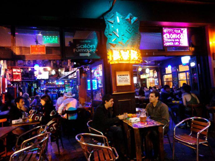Bar Crônico - Plaza Serrano