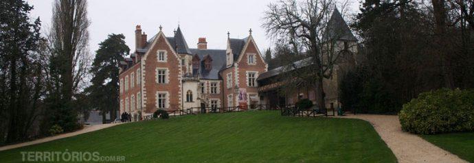 Chateau Clos Lucé