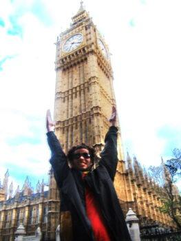 Rodrigo em Londres