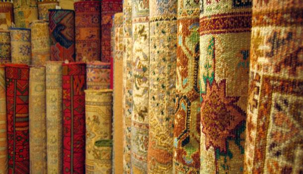 A tecelagem de tapetes é uma das tradições mais antigas e bem guardadas do Marrocos