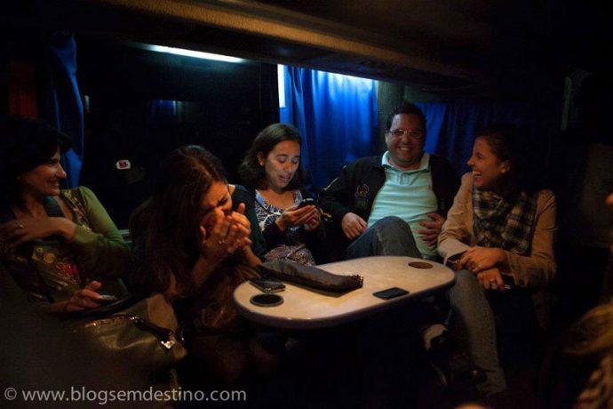 O ônibus da Loumar era super divertido