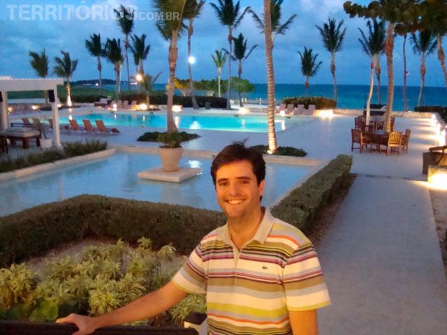 Passeando pelos resorts
