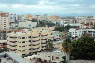 A capital da República Dominicana - Santo Domingo