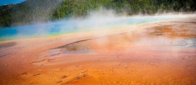Parque Nacional Yellowstone, Wyoming - Estados Unidos