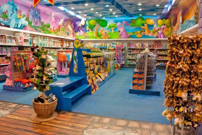 As crianças adoram esse espaço em Puerto Iguazú