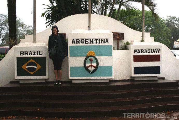 Em Puerto Iguazú