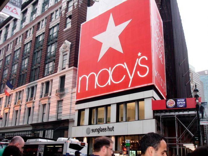compras em New York