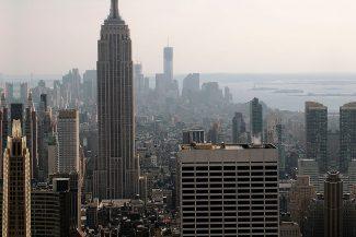 Imagem ilustra o texto compras em New York