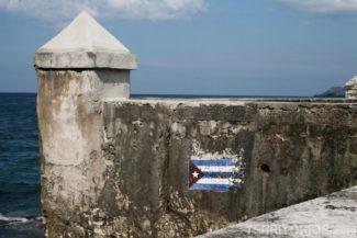 Intervenção urbana em Cuba
