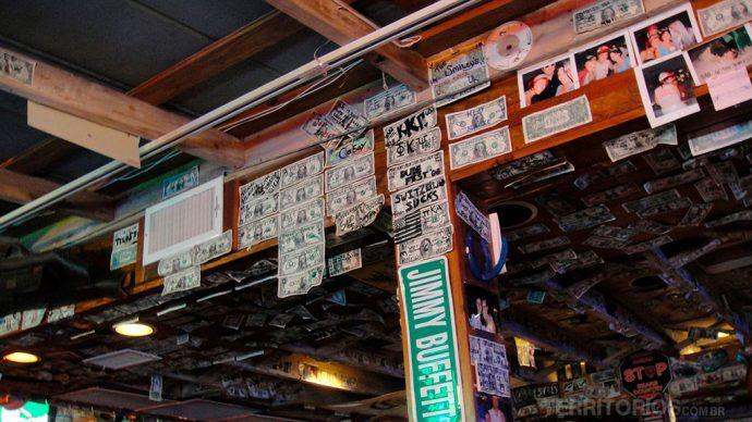 Bar em Siesta Beach