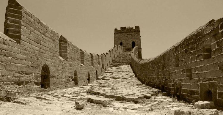 Grande Muralha da China, Jinshanling - China