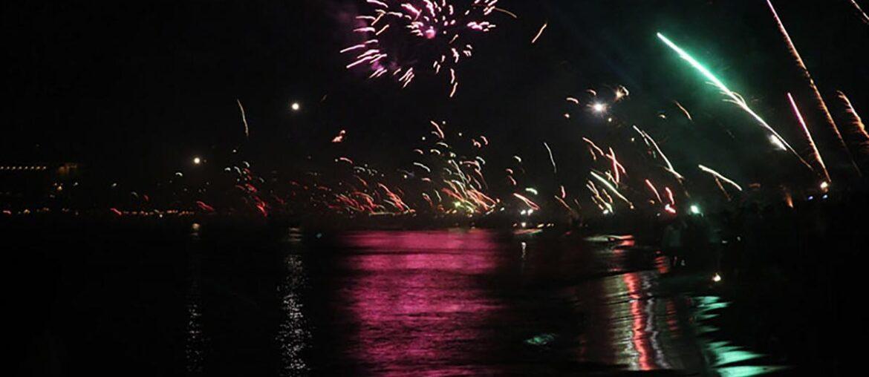 Ano Novo no Camboja