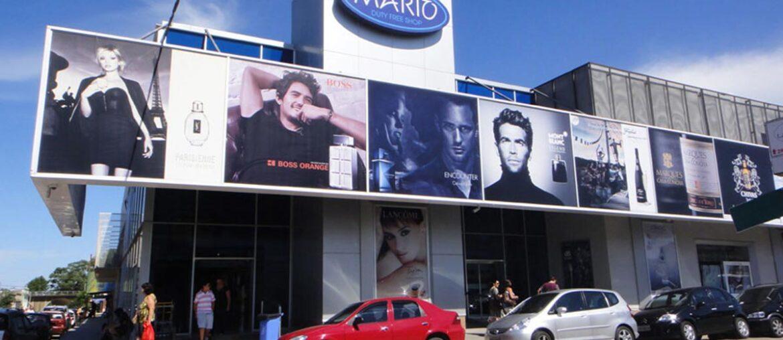 Free shops da fronteira: Rio Branco
