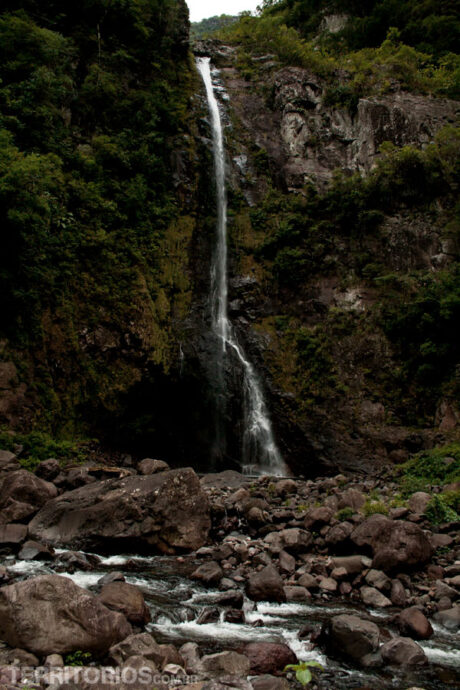 Cachoeira Leite Moça