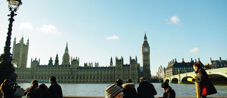 Em Londres