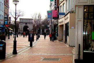 Grafton Street, em Dublin
