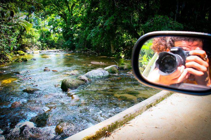 Enxergando o mundo