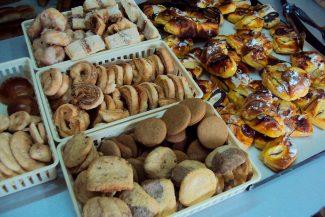 Delícias argentinas na padaria