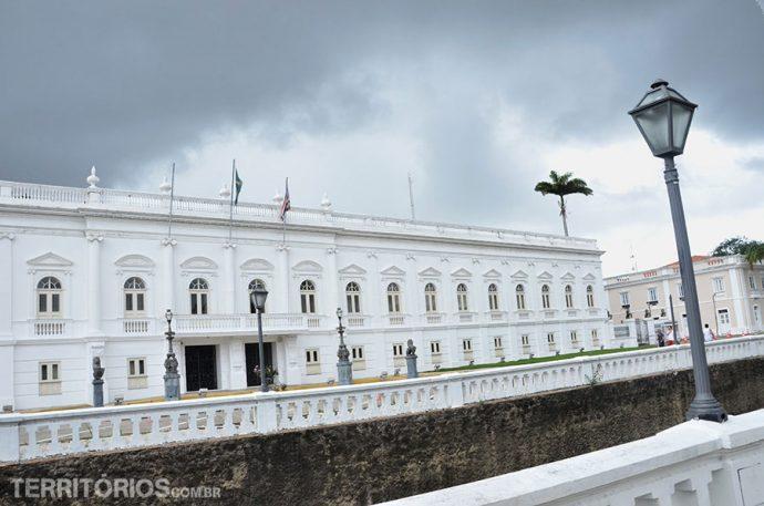 Palácio dos Leões, antiga fortaleza em São Luis do Maranhão