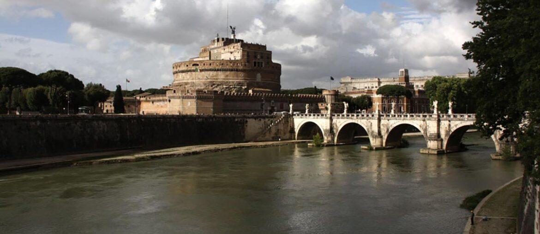 Ilustra o texto Roma para principiantes